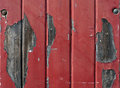 Wall With Flaking Red Paint Royalty Free Stock Photo - 24145215