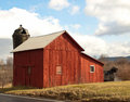 Old Red Barn Stock Photos - 24167953