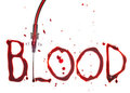IV Drip And Blood Royalty Free Stock Photos - 24169128