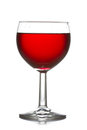 Wineglass With Red Wine Stock Photos - 24169413