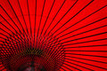 Japanese Umbrella Stock Image - 24179241