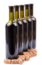 Wine Bottles And Corks Stock Photo - 24196600