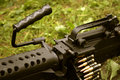 United States Machine Gun Royalty Free Stock Photography - 2423467