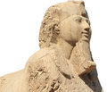 The Alabaster Sphinx Of Memphis, Egypt Stock Image - 24224551