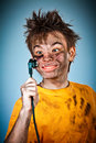 Electric Shock Stock Image - 24244041