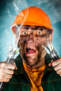 Electric Shock Stock Photo - 24244050