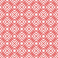 Vector Geometric Seamless Pattern Royalty Free Stock Images - 24247819