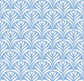 Vector Leaves Ornament Seamless Pattern Stock Photo - 24248020