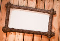 Wood Frame Royalty Free Stock Images - 24258289