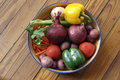 Assorted Vegetables Stock Photos - 24261173