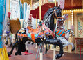 Carousel Horses Stock Images - 24284914