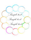 Bubble Background Royalty Free Stock Photography - 24289587