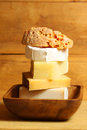 Cheese Tower Royalty Free Stock Photography - 24309207
