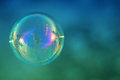 Single Soap Bubble Stock Photos - 24317383