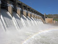 Eufaula Dam In Oklahoma Stock Photography - 24319972