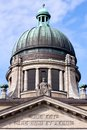 Supreme Hanseatic Court Of Hamburg Royalty Free Stock Photos - 24322918