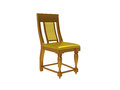 Colonial Style Chair Stock Photo - 24327610