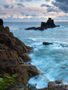 Lands End Royalty Free Stock Image - 24367476