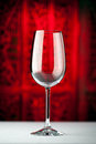 White Wine Glass Stock Images - 24373324