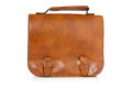Brown Leather Bag Royalty Free Stock Photo - 24378295