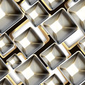 Abstract Metal Seamless Pattern Stock Image - 24387311