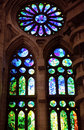 Stained Glass Window Royalty Free Stock Photo - 24387555
