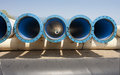 Metal Pipe For Water City Supply Stock Photo - 24391030