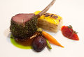 Gourmet Lamb Chop Stock Photography - 24403062
