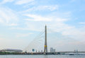RAMA VIII Bridge In Bangkok Thailand Stock Photography - 24412892