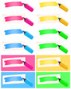 Highlighter And Felt Tip Pen Set Stock Image - 24428091