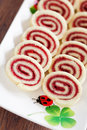 Roulade Stock Images - 24428384