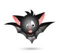 Bat Vector Royalty Free Stock Images - 24431999