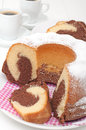Marble Cake Royalty Free Stock Images - 24433449