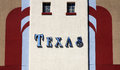 TEXAS Sign On The Wall Stock Image - 24446931
