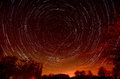 Star Trails Royalty Free Stock Photo - 24447845