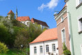 Castle Burghausen And Old City Of Burghausen, Germ Royalty Free Stock Photo - 24460005