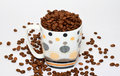 Coffee Beans Royalty Free Stock Images - 24466279