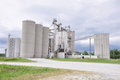 Industrial Granary Royalty Free Stock Image - 24467056
