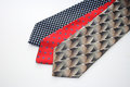 Various Mens Neckties Royalty Free Stock Photography - 24473937