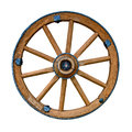 Old Wooden Wheel Royalty Free Stock Photo - 24499875