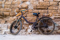 Old Bycicle Royalty Free Stock Photography - 2453997