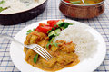 South Indian Chicken Curry Table Stock Images - 24510604