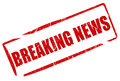 Breaking News Royalty Free Stock Images - 24518929