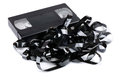 Tangled Video Tape Stock Photo - 24520840