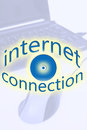 Internet Connection Royalty Free Stock Photo - 24533495
