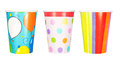 Party Cups Royalty Free Stock Photo - 24536255