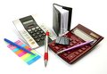 Office Accessories Royalty Free Stock Image - 24551156