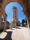 Ruins Of The Church Of St. John The Evangelist Stock Images - 24580844
