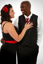 Interacial Couple Husband And Wife Stock Photos - 24583563
