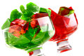 Delicious Sweet Jelly Dessert Stock Photography - 24614072